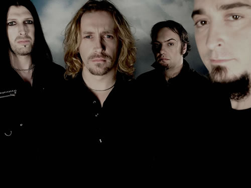 Paradise Lost Band 2015